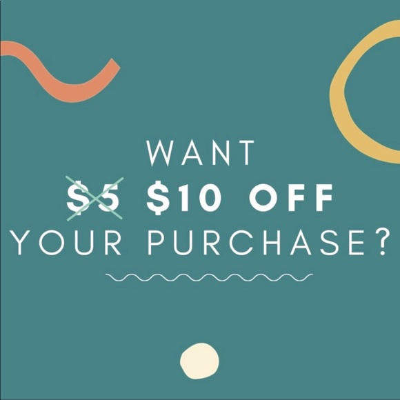 MOVING SALE! $10 OFF A $45+ PURCHASE! LIMITED TIME ONLY!